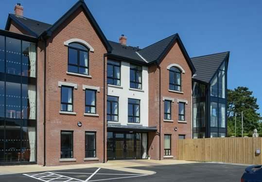 Glenabbey Manor Care Home in County Antrim