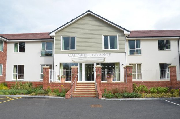 Caldwell Grange Care Home in Nuneaton