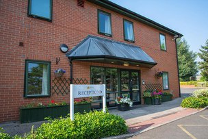 Bramwell Care Home in Nottingham