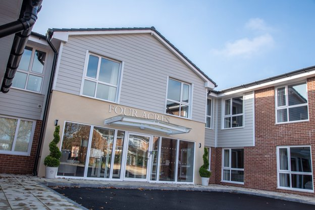 Four Acres Care Home in Studley