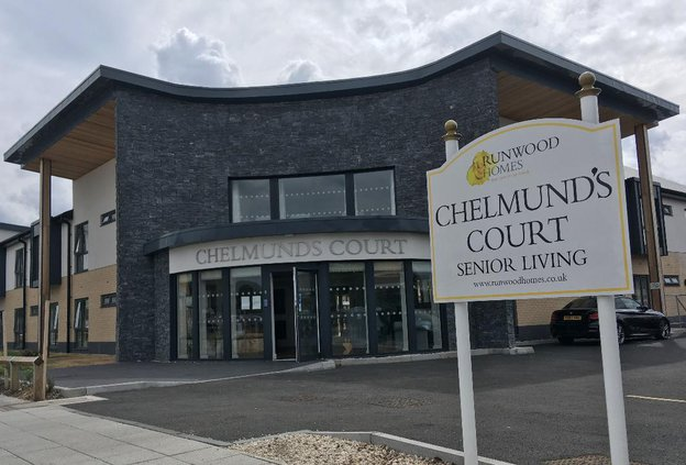 Chelmunds Court Care Home in Birmingham