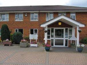 Highview Lodge Care Home in Hemel Hempstead