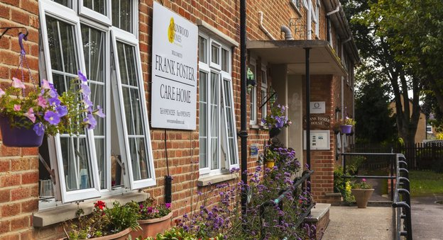 Frank Foster House Care Home in Essex