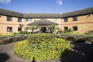 Jubilee Court Care Home in Hucknall