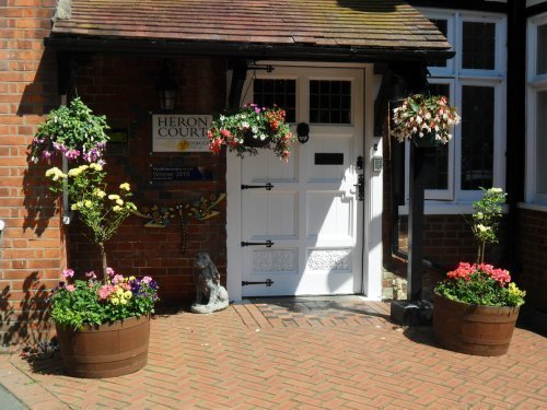 Heron Court Care Home in Brentwood