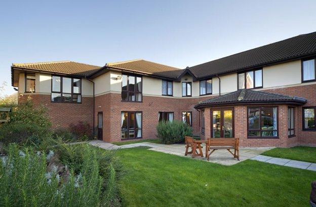 Elwick Grange Care Home