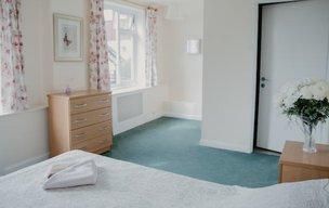 Agincare Gainsborough Care Home Bedroom