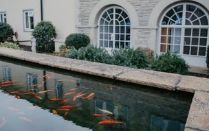 Agincare Gainsborough Care Home Pond
