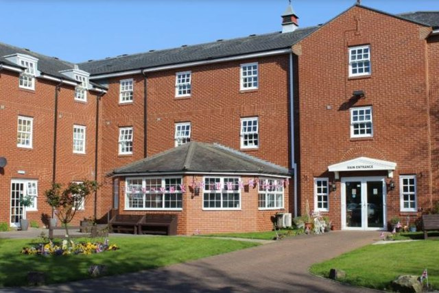 Garden Hill Care Centre in South Shields
