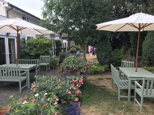 The Friendly Inn Garden