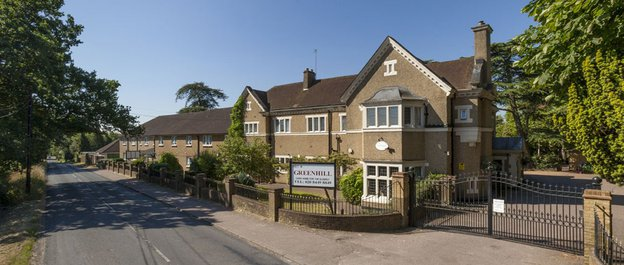 Greenhill Care Home in Barnet