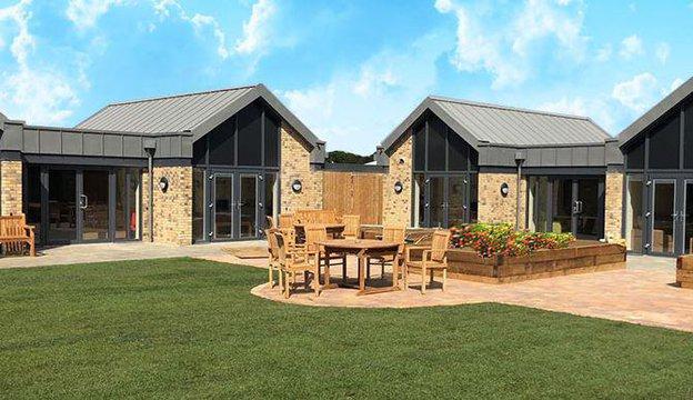 Glebe Farm Care Home in Upton