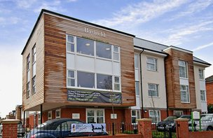 Gracewell of Chingford Care Home in Chingford front exterior of home