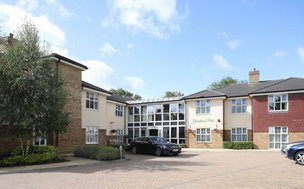 Groveland Park Care Home in Bexleyheath, Kent exterior