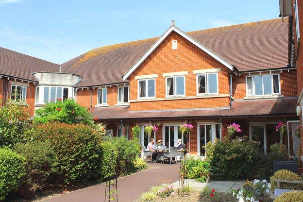 Grovelands Somerset Care Home