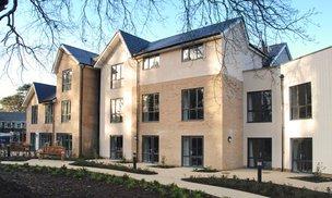 Hall Grange Care Home in Croydon
