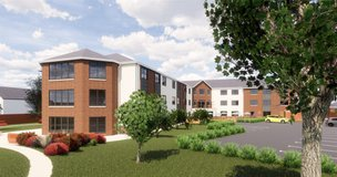 Handley House Care Home in York Exterior