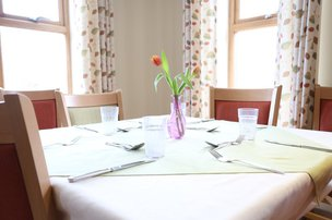 Hatch Mill Residential Home Farnham Dining Room