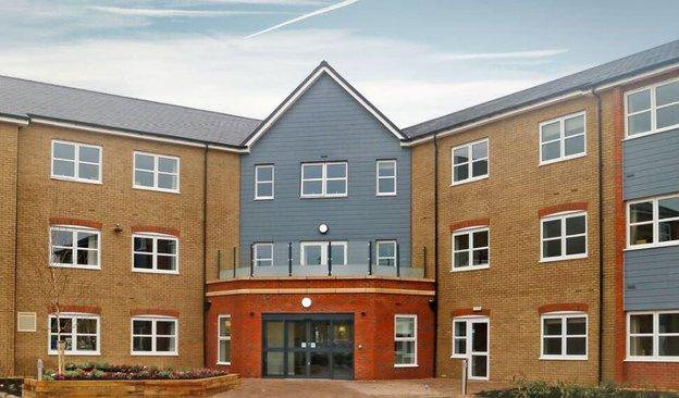 Hazel End Care Home in Bishop's Stortford