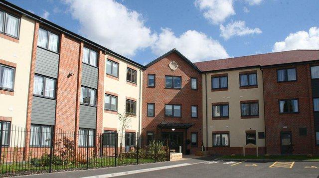 Heartlands Care Home in Yardley Exterior