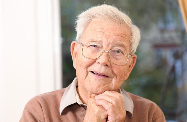 Right at Home Bristol Home Care in Bristol elderly man