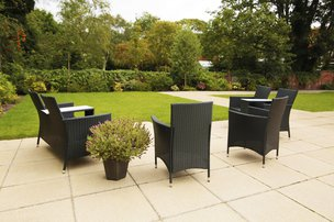 Hesketh Park Lodge Care Home Southport Patio