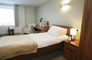Hesketh Park Lodge Care Home Southport Bedroom