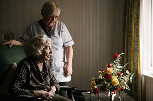 Helping Hands Home Care in Swansea