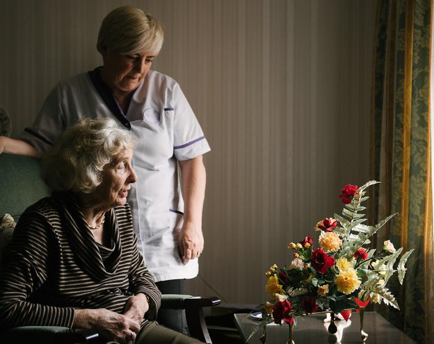 Helping Hands Home Care in Newbury