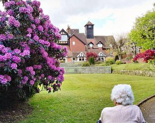 High Broom Care Home in Crowborough
