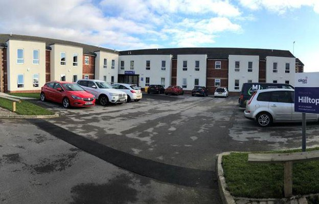Hilltop Lodge Care Home in Sheffield