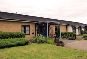 Hillview Court Nursing Home in Sauchie exterior of home