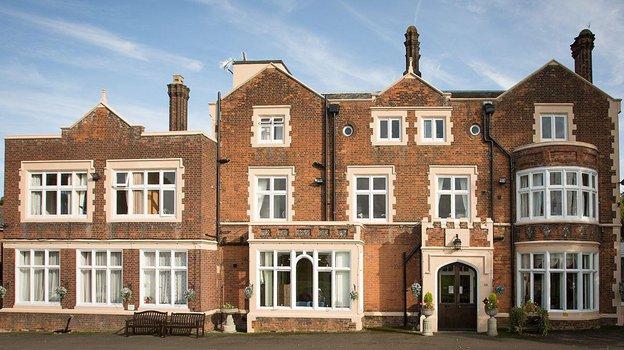 Holywell Park Nursing Home in Sevenoaks