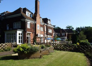 Houndswood House Care Home in Radlett