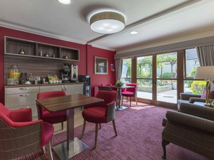 Hunter's Care Home Cirencester Barchester  Dining Area