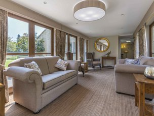 Hunter's Care Home Cirencester Barchester Sitting Room