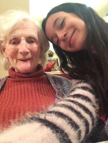Jessie's granddaughter Izzy