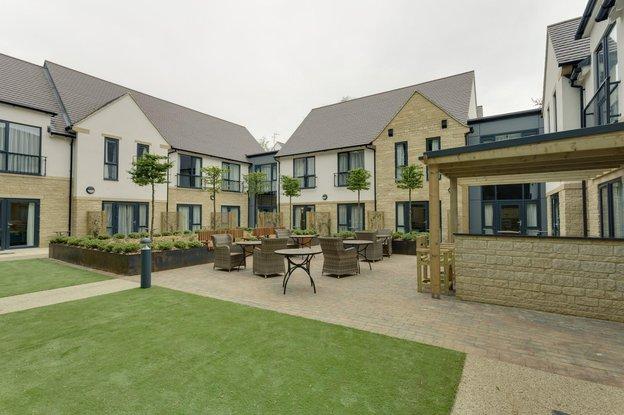 Millers Grange Nursing Home in Witney