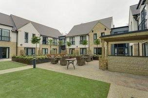 Millers Grange Nursing Home in Witney
