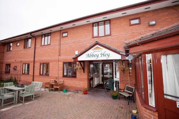 Abbey Hey Care Home - Exterior