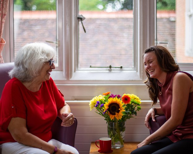 Millbank Care Home in Newark