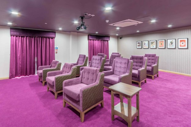 Invicta Court Care Home Weavering Cinema