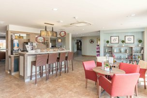 Invicta Court Care Home Weavering Coffee Bar