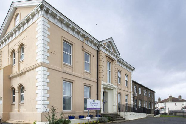Kesson House Care Home in Kent Exterior