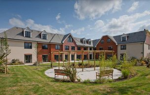 Kingsbury Court Care Home in Bisley