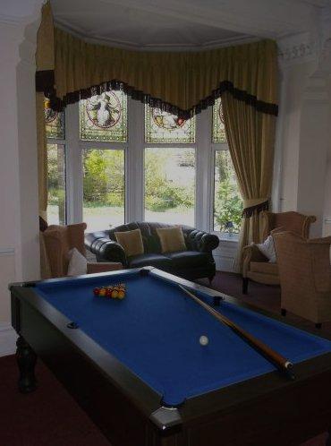 Lounge in Kirksanton Care Centre