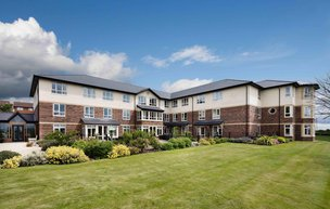 Mapplewell Manor Care Home in Barnsley