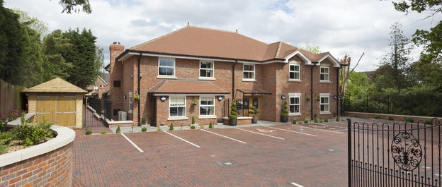 Bury Lodge Care Home in Beaconsfield