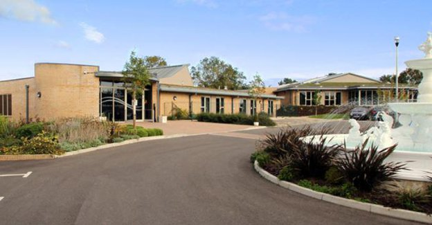 La Fontana Care Home in Somerset Exterior