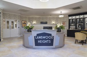 Lambwood Heights Care Home in Chigwell